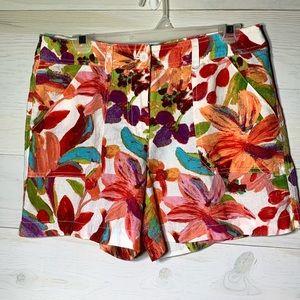 Tommy Bahama linen shorts